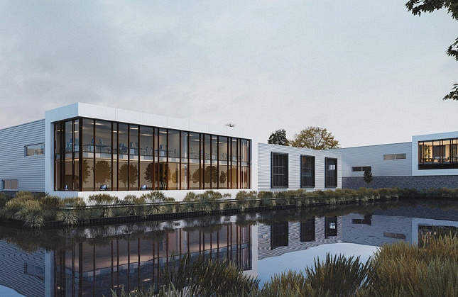 NIEUW:Bedrijfsunits businesspark Victoria